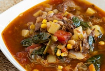 Hearty Soups and Stews