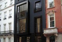 architecture  & houses ..restaurants & cafes ...