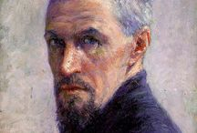 Gustave Caillebotte French painter / French Painter