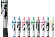 Promotional Pens for Giveaway / Brand Spirit's selection of fully customizable pens that range from affordable to high value price are perfect for trade shows, open houses, and sales.