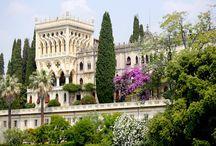 Mediterrane Gärten / Hier zeige ich Fotografien von den schönsten mediterranen Gärten. Mehr davon gibt es auf http://www.mein-mediterraner-garten.de