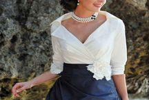 mother of de bride dresses