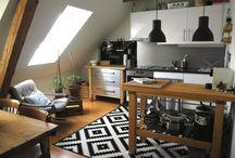 Home rude home / Interior design