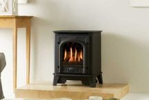 Gazco Gas Fire / Designed to warm the very heart of your home, a Gazco Inset Gas Fire brings you the promise of cosy comfort throughout those long winter nights; even if you don't have a chimney!
