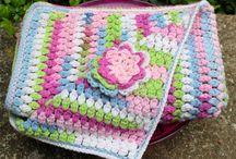 Baby Blankets and things / Soft and cuddly baby blankets