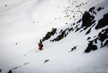 Ski de Randonnée à Serre Chevalier / Le ski de randonnée à Serre-Chevalier