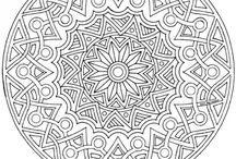 Dessins Huichol / Pour comprendre l'art mexicain, il faut être initié. Lorsqu'on entre chez quelqu'un, il y a des normes et des règles. Les dessins huichols sont la représentation de l'artisanat mexicain dans sa grandeur. Des couleurs saturées, un style figuratif naïf et des scénettes qui racontent des histoires.