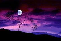 Moon / la luna e noi