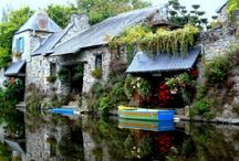 Rural Homes & Resorts / The most beautiful rural spots in the world... real or just imagined!