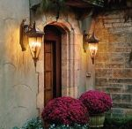 Outdoor Lighting Inspiration / Ideas and tips for lighting the exterior of your home