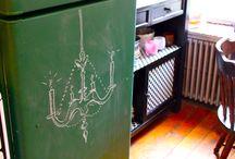 Paint ya fridge