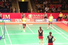 TRIO MACAN@indonesia OPEN  / Sport