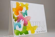 Cards - Stencils