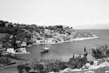 Kassiopi back in the old days / Old photos of Kassiopi