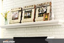"""Be Inspired"" Home Furniture / For that little bit of inspiration on your own DIY projects"
