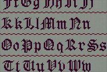 alfabeto gotico
