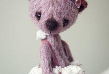 ★ Teddy bears