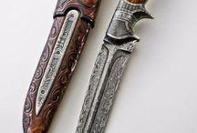 Swords & Blades