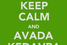 Harry Potter keep calms