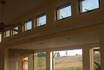Clerestory Windows Interior
