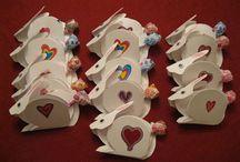 Valentine ideas / by Bonnie Gibbons