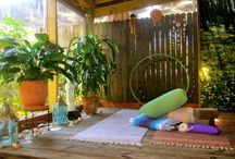 Home is where the yoga is / Ideas for an ideal home space for your practice