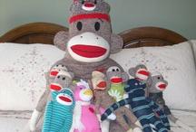 Sock Monkeys / by Sheila Holloway