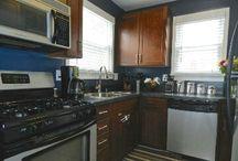 Kitchens / Kitchen ideas / by Jenna Bush