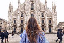 milan Italy photograph