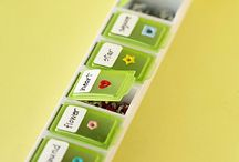 Organization Ideas / by Lori Gunter