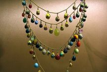 Jewelry for Necks / Necklaces, collars, chokers / by Lynn Epton-Siler
