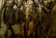 Рыцари и подобное