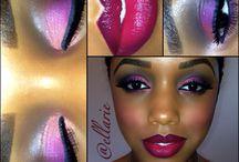 Makeup / Makeup inspirations / by Fatima Aliyu