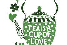 Saint Patrick's Day Tea Party