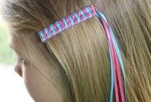 Ribbon Hair