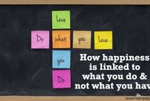health-well-being / Happiness is linked to 'what you do', not 'what you have'