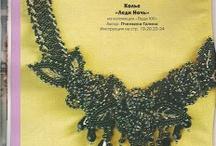 Beading necklaces