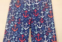 Nautical Fabric / Quilts or pajamas look good in this nautical themed fabric! http://quiltbasketny.blogspot.com/2014/05/nautical-pajama-pants.html