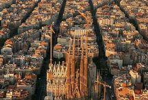 travelling - Barcelona
