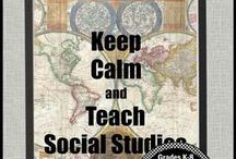 Social Studies Teaching Resources / Here you will find projects, lessons, worksheets, games and printable activities for elementary and middle school social studies teacher classrooms. Topics also include U.S. history and government.