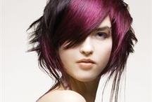 Hair color ideas / by Judy McCollough