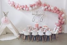 Birthday Party Idea's For Girls