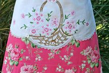 Crafting: Apron Fancy / by Peggy Pettis