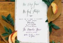 Wedding in ORANGE