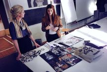 MUUSE | inAccademia / Gitte Jonsdatter, Director of Strategy and co-founder of MUUSE, visiting Accademia Costume & Moda