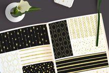 Digital Paper & Patterns