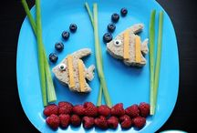 Home- fun food for kids!