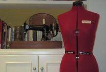 Patrones de Costura / Aquí vas a encontrar cómo trazar tus propios patrones para prendas de vestir para niñ@s y mujer.