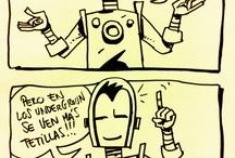 Comic / by SuppaDuppa