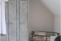 vestiaire, armoire ...